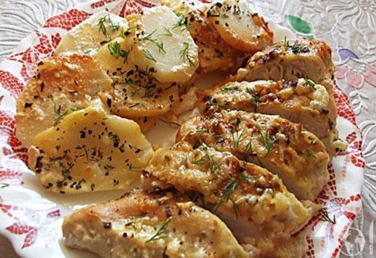 салат с куриной грудкой грудкой и сырными шариками хотите узнать