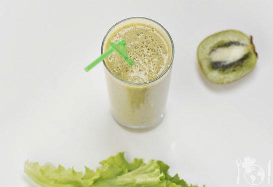 Смузи «Фруктовый салат»