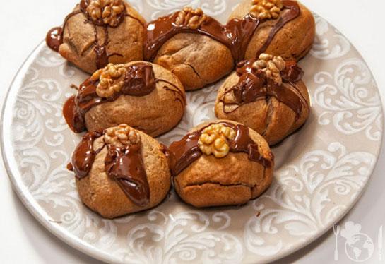 Рождественское печенье лебкухен