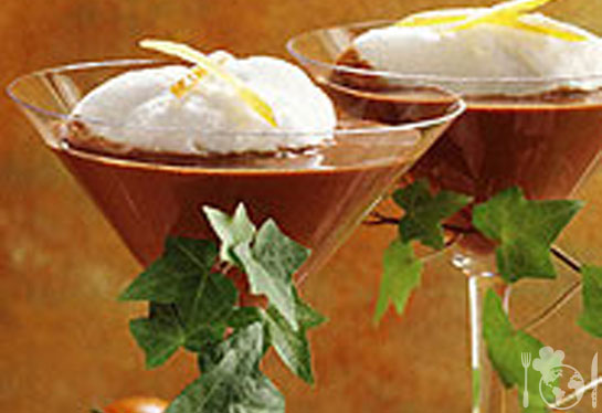 Новогодний  коктейль «Irish Cream»