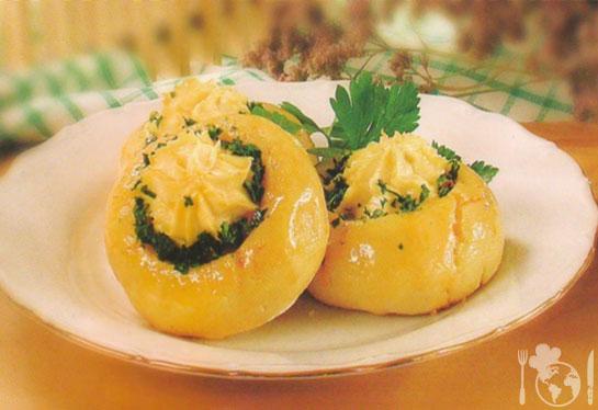 Ватрушки картофельные